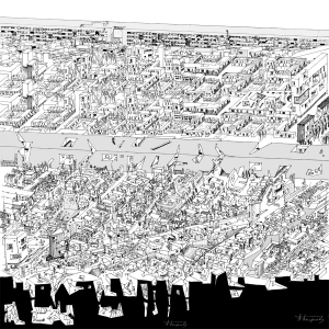Sprawl Density